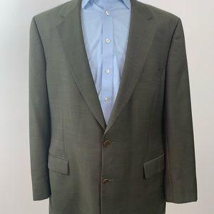Men's Brooks Brothers  Brown Sport Jacket 46L